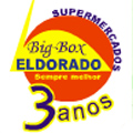 Big Box Eldorado 3 anos