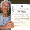 Governo quer padronizar certidão de nascimento