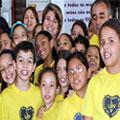 Inhumas, LBV firma parceria com escola municipal