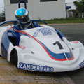 Zander Fábio visa o campeonato 2009