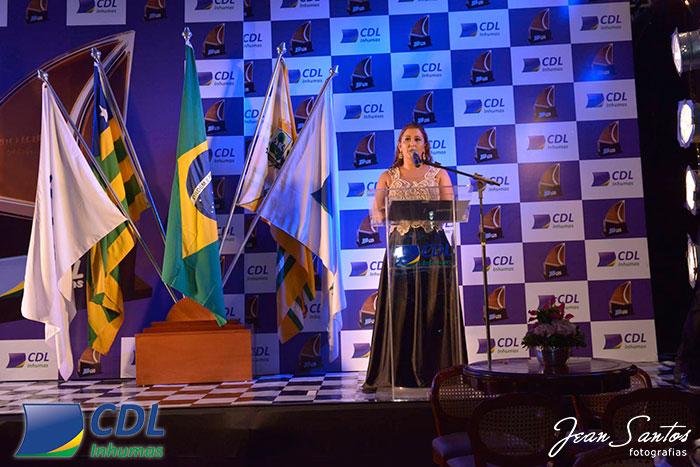Denise - Presidenta da CDL de Inhumas