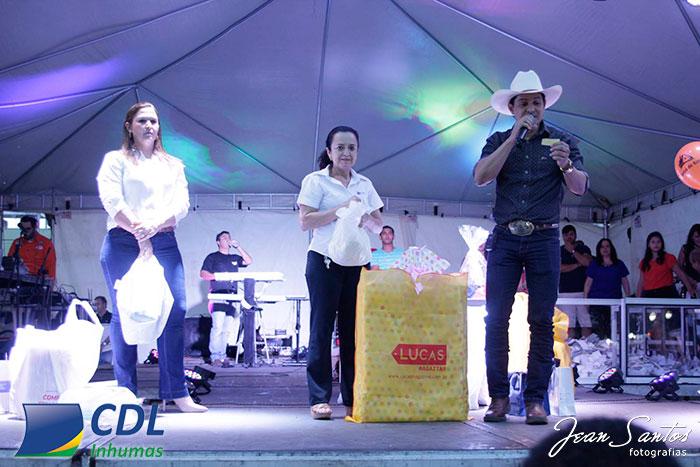 Natal Premiado CDL Inhumas 2016 - Foto 1