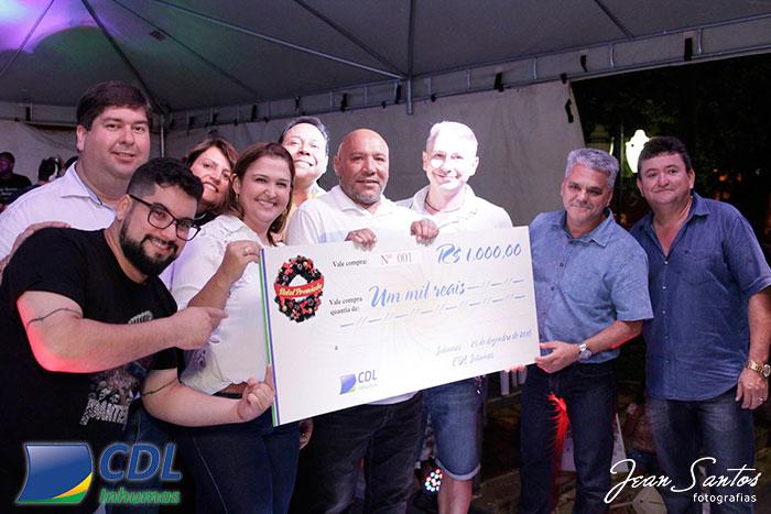Natal Premiado CDL Inhumas 2016 - Foto 5