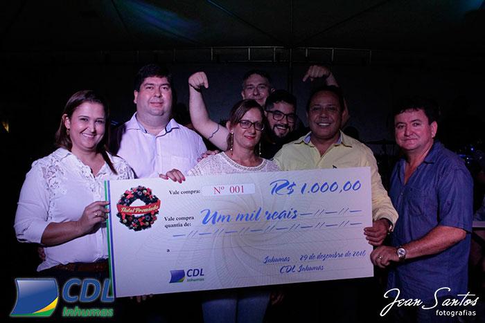 Natal Premiado CDL Inhumas 2016 - Foto 6