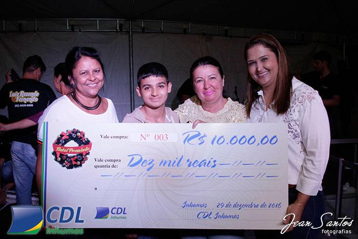Natal Premiado CDL Inhumas 2016 - Foto 17